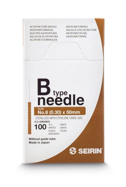SEIRIN B-Typ 0,30 x 50 mm