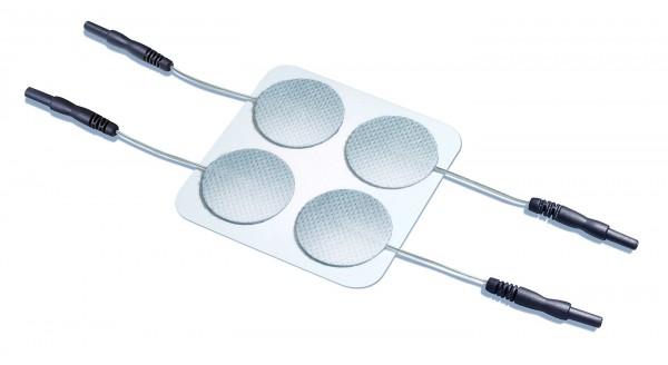 Klebeelektroden 32 mm, rund