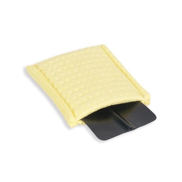 Silikon-Elektrode mit Schwammtasche