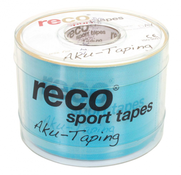 Aku-Tape blau
