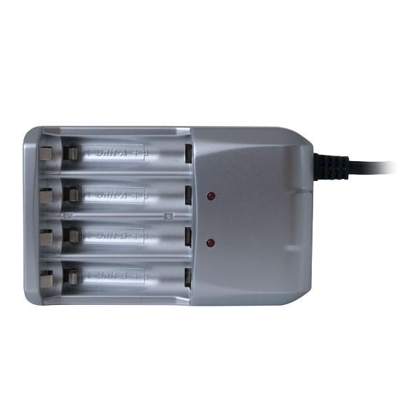 Steckerladegerät CD-6630 für 1,2 V Akkus