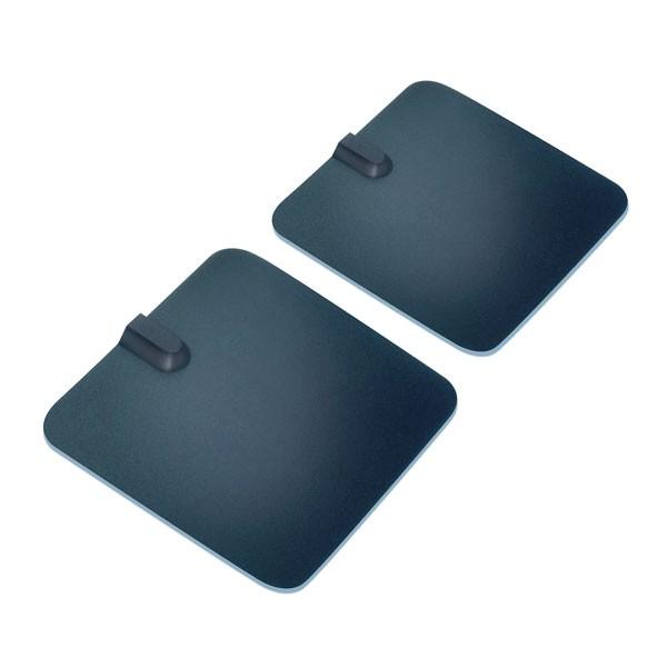 Silikon-Elektroden 65 x 70 mm