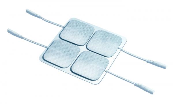 Klebeelektroden 50 x 50 mm sensitive