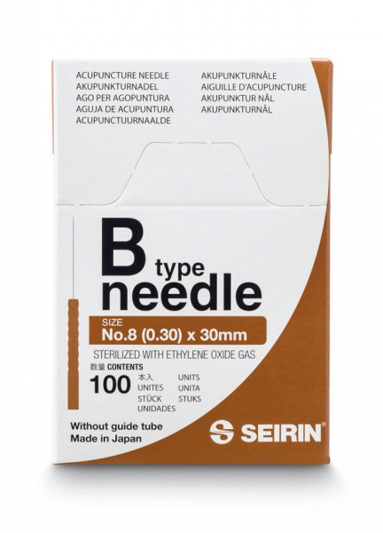 SEIRIN B-Typ 0,30 x 30 mm
