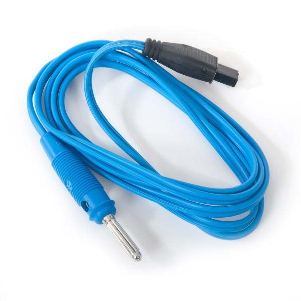 Kabel für Handelektrode, blau