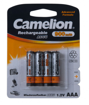 1,2 Volt AAA NiMH Akkumulator 4er Pack