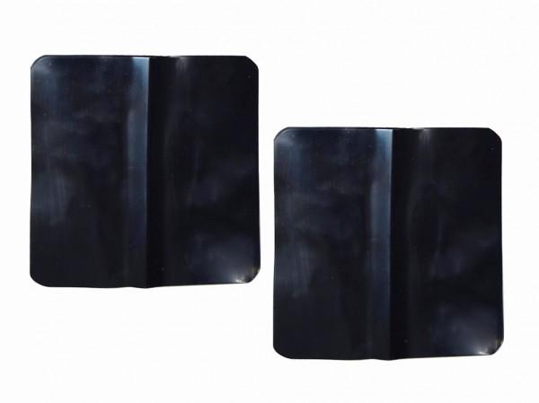 Silikonelektrode 100 mm x 100 mm 1 Paar