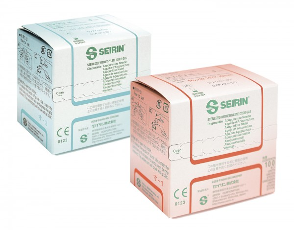 SEIRIN J-Typ 0,20 x 40 mm