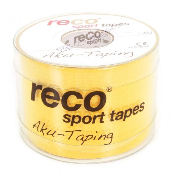 Aku-Tape gelb